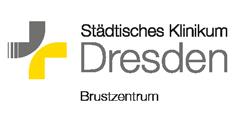 Logo zum Brustzentrum des städtischen Klinikums Dresden